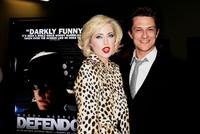 Charlotte Sullivan and Peter Stebbings at the premiere of