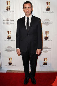 James Patrick Stuart at the 40th Annual Annie Awards.
