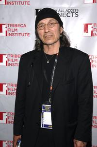 John Trudell at the TAA Closing Night Party during the 5th Annual Tribeca Film Festival.