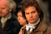 Casper Van Dien as Brom in ``Sleepy Hollow.''