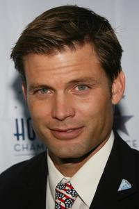 Casper Van Dien at the 75th Annual Hollywood Christmas Parade.