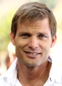 Casper Van Dien at the DVD launch of Walt Disney's