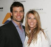 Casper Van Dien and Catherine Oxenberg at the 1st Annual Australians In Film Breakthrough Awards.