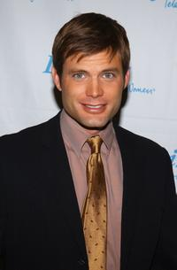 Casper Van Dien at the Lifetime Television's Upfront event.