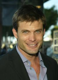 Casper Van Dien at the Cocktail Party of