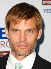 Casper Van Dien at the Yes! on Prop 2 Party.