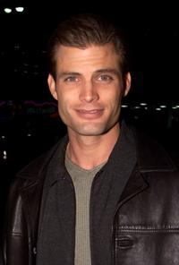 Casper Van Dien at the premiere of