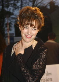 Olivia Williams at the Irish Film and Televison Awards.