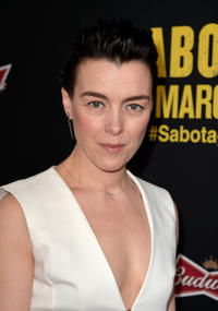 Olivia Williams at the California premiere of