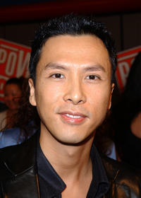 Donnie Yen at the California premiere of