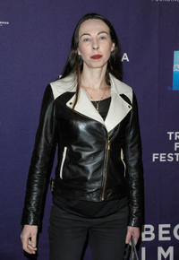 Marina de Van at the world premiere of