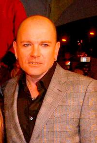 Gavin Friday at the Irish Film & Televison Awards 2007.