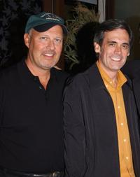Stephen Eich and Randall Arney at the after party of the premiere of