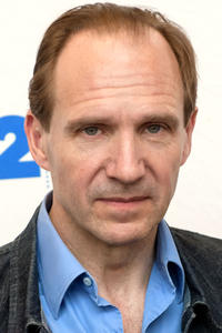 Ralph Fiennes at the 92nd Street Y in New York City.