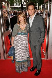 Fay Ripley and Daniel Lapaine at the UK premiere of
