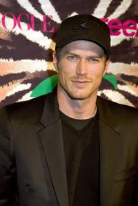 Jason Lewis at the Just Cavalli & Teen Vogue party celebrating summer.