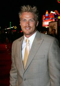 Jason Lewis at the premiere of