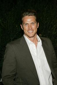 Jason Lewis at the Tommy Hilfiger Spring 2006 fashion show during the Olympus Fashion week.