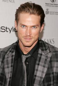 Jason Lewis at the Saks Fifth Avenue and Instyle