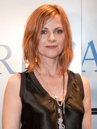 Marina Massironi at the 2009 Nastri D'Argento Nominations dinner party.