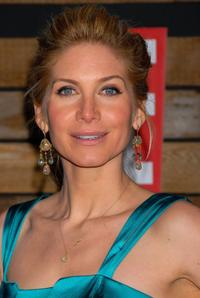 Elizabeth Mitchell at the EMA and E! Golden Green After Party.