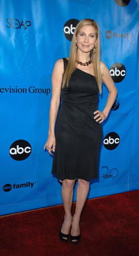 Elizabeth Mitchell at the Disney/ABC Television Group All Star Party.