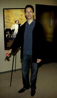 Ben Shenkman at the special screening of