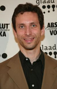 Ben Shenkman at the 15th Annual GLAAD Media Awards.