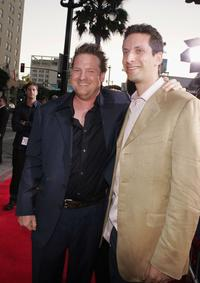 Donal Logue and Ben Shenkman at the premiere of