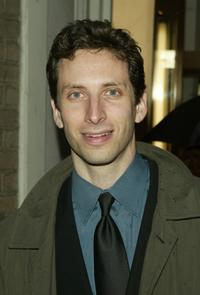 Ben Shenkman at the opening night of the Broadway play