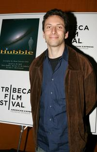 Ben Shenkman at the Sloan Reading Panel during the Tribeca Film Festival.