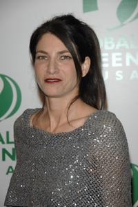 Laura Silverman at the Global Green USA's 5th annual awards season celebration.