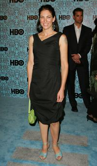 Laura Silverman at the HBO Emmy after party.