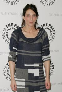 Laura Silverman at the Sarah Silverman Program.