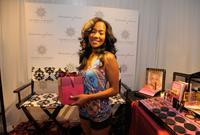 Sonja Sohn at the HBO Luxury Lounge In Honor Of The 60th Annual Primetime Emmy Awards.