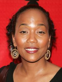 Sonja Sohn at the fourth season premiere of