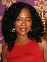 Sonja Sohn at the HBO Emmy after party.