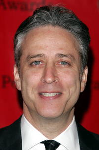Jon Stewart at the 65th annual Peabody Awards.