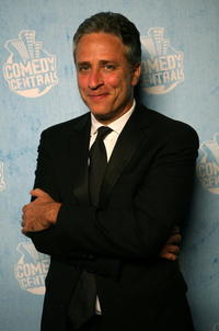 Jon Stewart at the Comedy Central's 2007 Emmy Party.