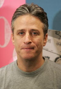 Jon Stewart at the New National Literacy Campaign