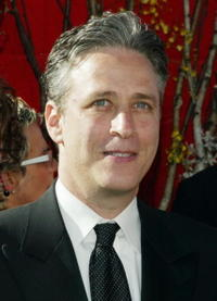 Jon Stewart at the 56th Annual Primetime Emmy Awards.