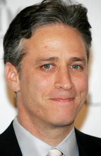Jon Stewart at the Glamour Magazine 2004