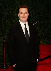 Darren Aronofsky at the 2009 Vanity Fair Oscar Party hosted by Graydon Carter.
