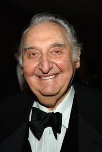 Fyvush Finkel at the 2006 New York Emmy Awards.