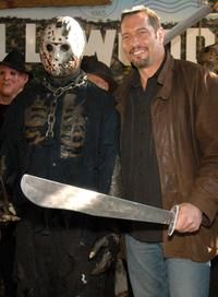 Ken Kirzinger at the DVD release of