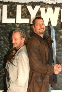 Robert Englund and Ken Kirzinger at the DVD release of