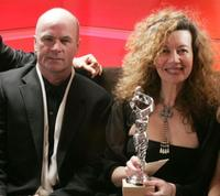 John Finn and Jill Taylor at the 7th Annual Costume Guild Awards.