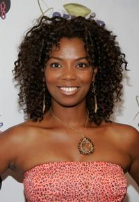 Vanessa A. Williams at the GEM luxury gift lounge in celebration of BET Awards.