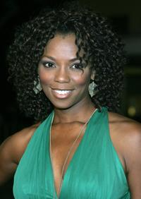 Vanessa A. Williams at the premiere of