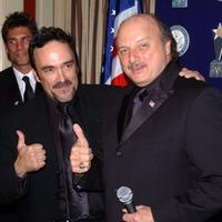 Daniel Zacapa and Dennis Franz at the 7th Annual American Veteran Awards.